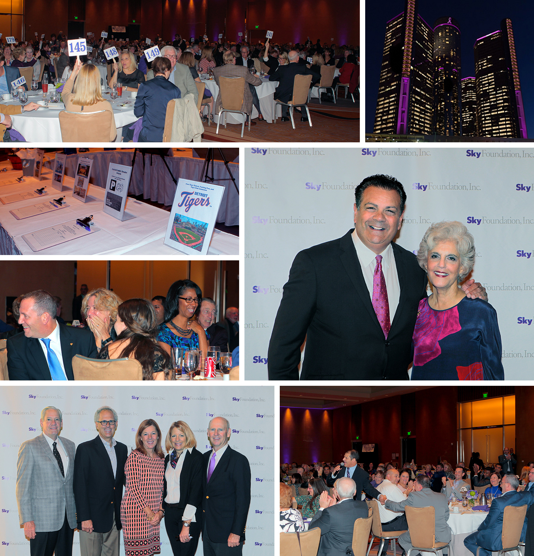 Sky Foundation MGM Grand 2015 Lunch Benefit Photos